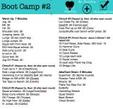 Printable Boot Camp#2
